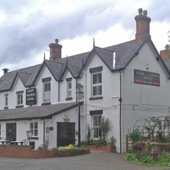 Abbey Grange Hotel, Llangollen