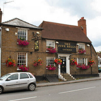 Five Bells, Eynsford