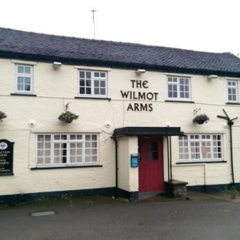 Wilmot Arms, Chaddesden