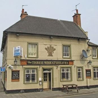 Three Wheatsheaves, Nottingham