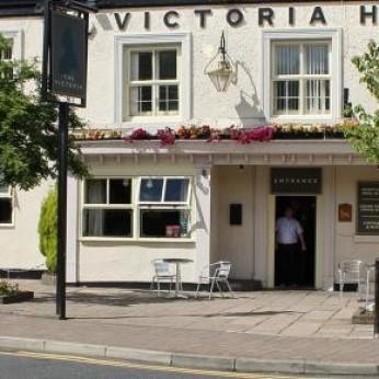 Victoria Hotel, Prescot