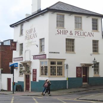 Ship & Pelican, Heavitree