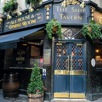 Ship Tavern, London WC2