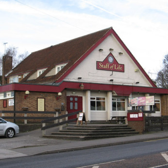 Staff Of Life, Sutton-in-Ashfield