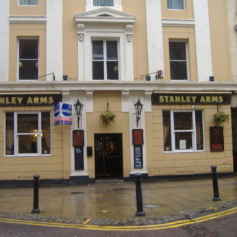 Stanley Arms Hotel, Preston