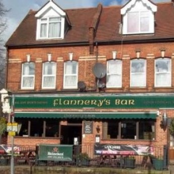 Flannery's, Wembley