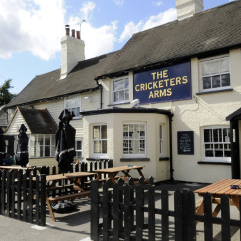 Cricketers Arms, Danbury