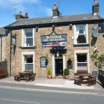 Cricketers Arms, Brinscall