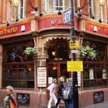 St James Tavern, London W1