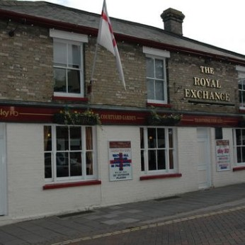 Royal Exchange, Haverhill