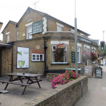 Railway Arms, Oxhey
