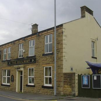 Railway Hotel, Huncoat
