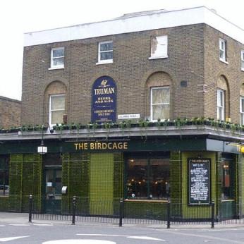 Birdcage, London E2