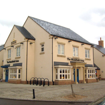 Monkfield Arms, Great Cambourne