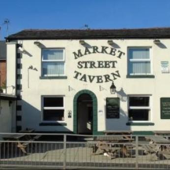 Market Street Tavern, Radcliffe