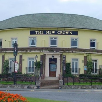 New Crown Inn, Horsley Hill