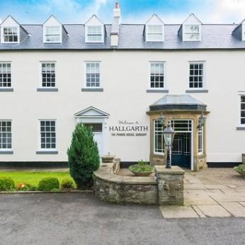 Hallgarth Manor Hotel, High Pittington