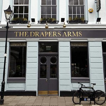 Drapers Arms, London N1