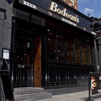 Bodean's BBQ Old Street, London EC1V