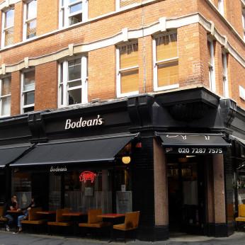 Bodeans Soho, London W1