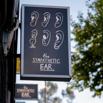 Sympathetic Ear, London SW2