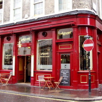 Lowlander Beer Café, London WC2