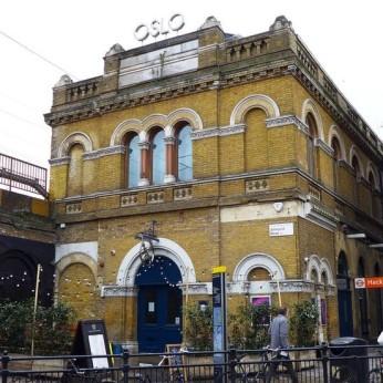 Oslo Hackney, London E8