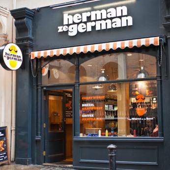 Herman ze German, London W1T