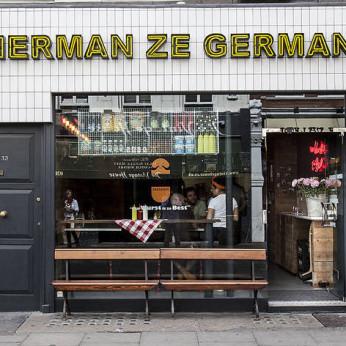 Herman ze German, London W1D
