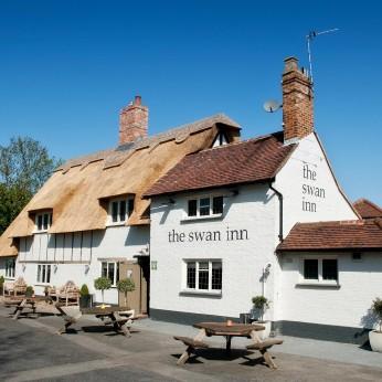 Swan Inn, Milton Keynes Village