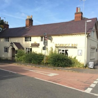 Roebuck Inn, Draycott-in-the-Clay