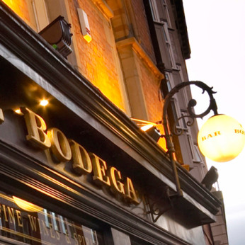 Click to view full size - Bodega, Newcastle upon Tyne(photograph number 1)