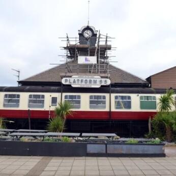 Platform 33, South Shields