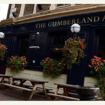 Cumberland Arms, London W14