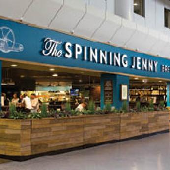 Spinning Jenny, Manchester