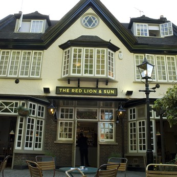 Red Lion & Sun, London N6