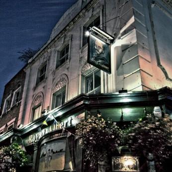 Royal Albert, London SE14
