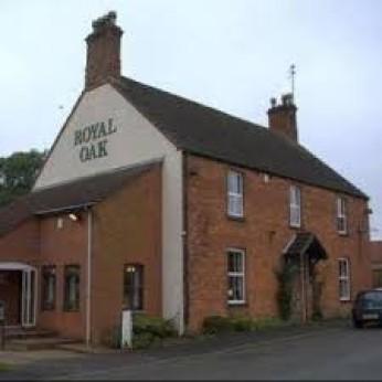Royal Oak, Candlesby