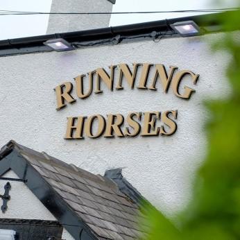 Running Horses, Lydiate