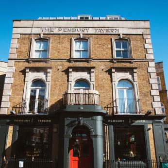 Pembury Tavern, London E8