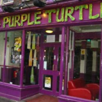 Purple Turtle, Reading