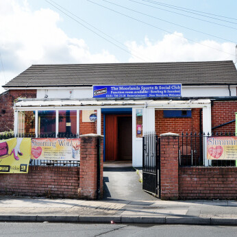 Moorlands Sports & Social Club, Salford