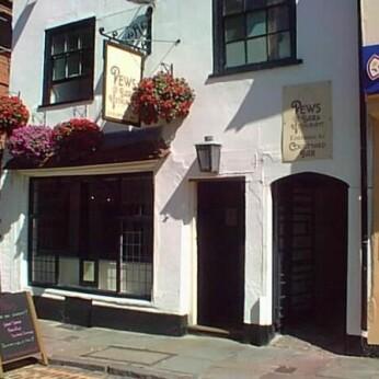 Pews Wine Bar, Guildford