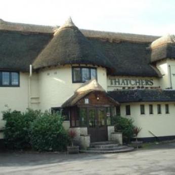 Thatchers Tavern, Woodley