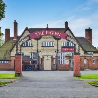 Raven, Hodge Hill
