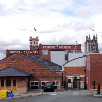 Robinsons Visitor Centre, Stockport