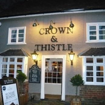 Crown & Thistle, Great Chesterford
