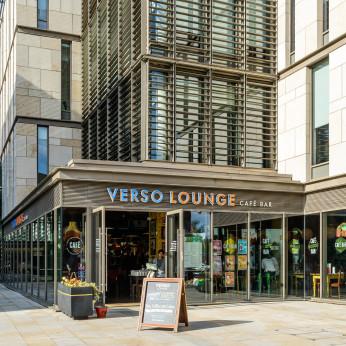 Verso Lounge, Stafford