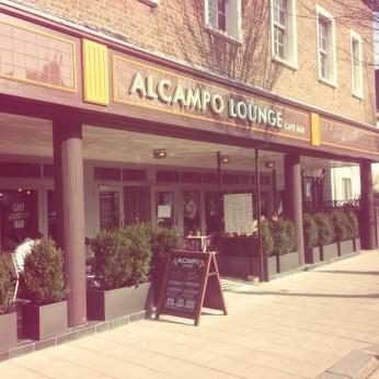 Alcampo Lounge, Brighton