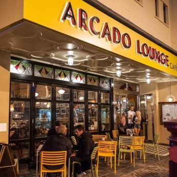 Arcado Lounge, Christchurch